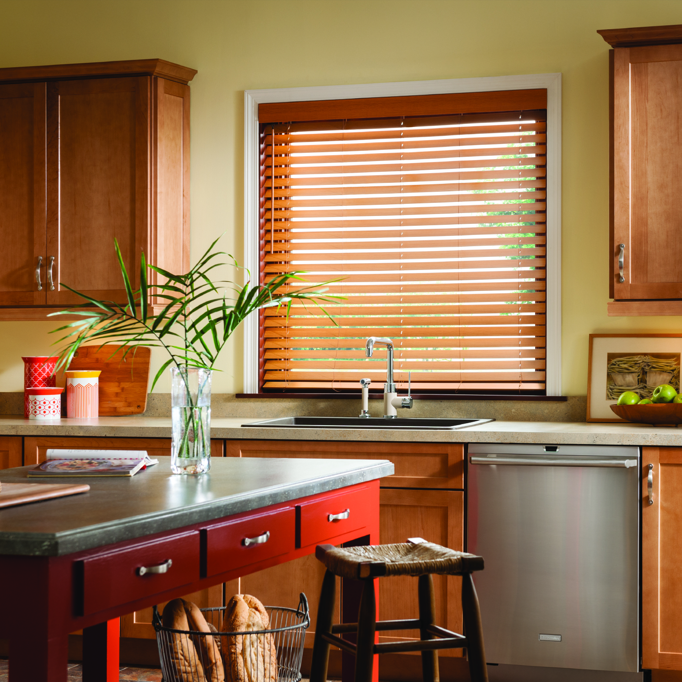 hard graber blinds inch wood dp hardwood